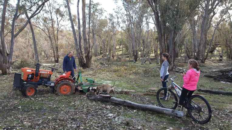 July 2 tractor is bogged discussion