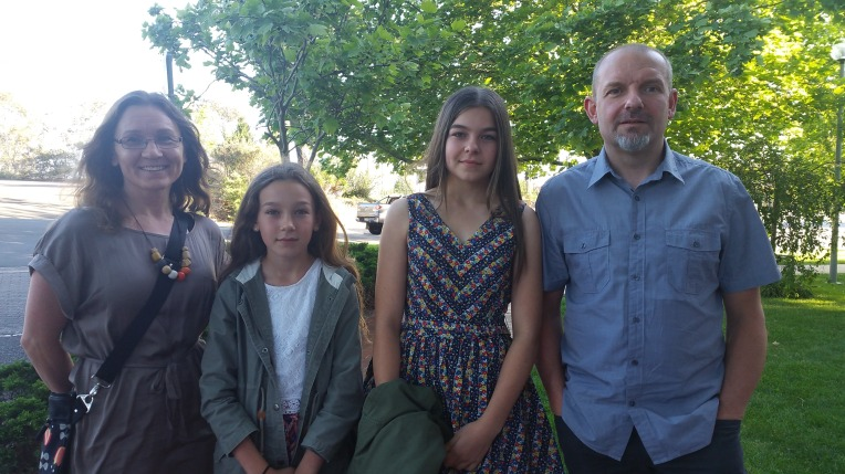 Becoming Australian Citizens 29th October 2015